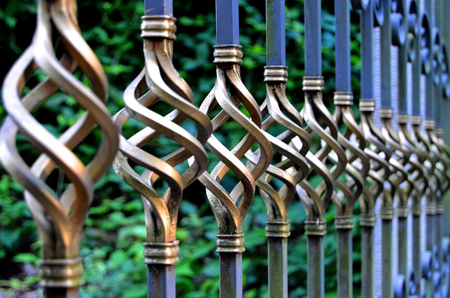 AAA Fence Master Fence Wrought Iron