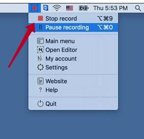 Nimbus Web Inc | Nimbus Capture for MAC
