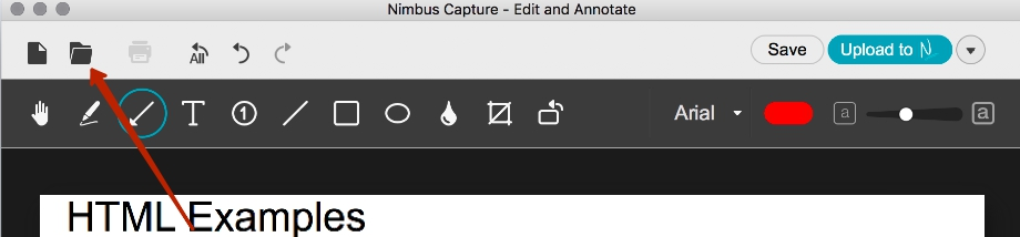 Nimbus Web Inc   Nimbus Capture for MAC